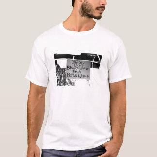 Camiseta Género do binário da quebra