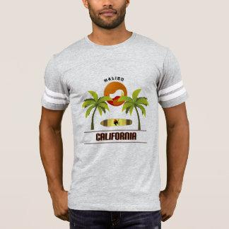 "Camiseta Genial ""Malibu California"" alpargata para homens"