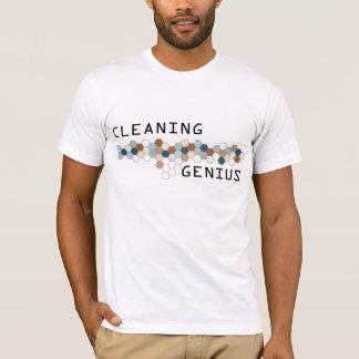 Camiseta Gênio da limpeza