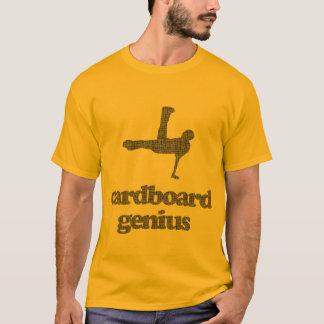 Camiseta Gênio do cartão