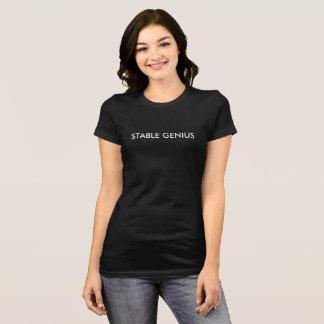 Camiseta Gênio estável