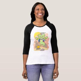 Camiseta Génios do urso de ursinho