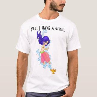 Camiseta Génios pessoais