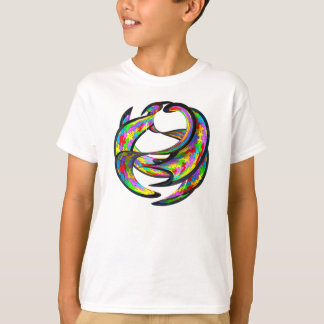 Camiseta Geometria impossível