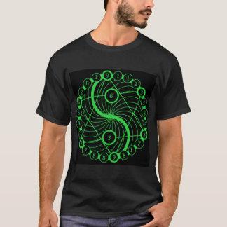 Camiseta Geometria sagrado - código fonte