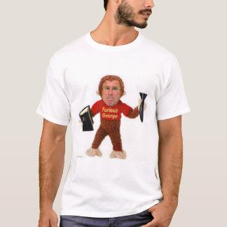 Camiseta George Bush furioso