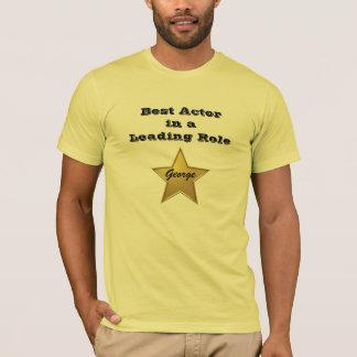 Camiseta George: O melhor ator