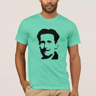"""Camiseta George Orwell """"1984"""" t-shirt das citações"""