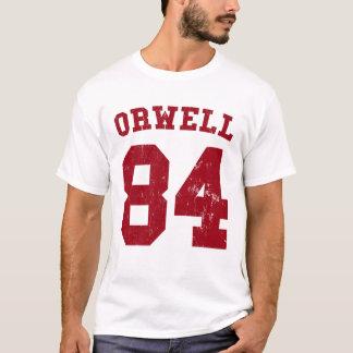 Camiseta George Orwell 84 1984 jérseis