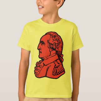 Camiseta George Washington