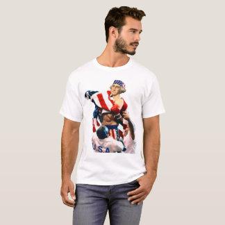 Camiseta George Washington - Dia da Independência