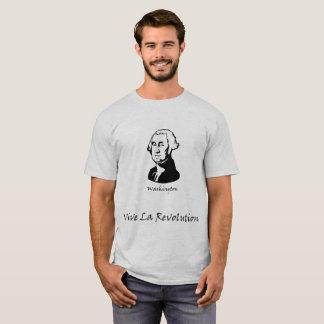 Camiseta George Washington - revolução do La de Vive