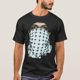 Camiseta Geração do Intifada de Palestina