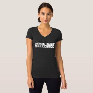 Camiseta Geração para sempre nova