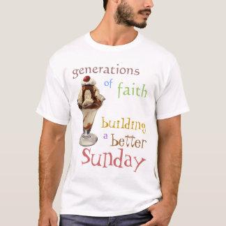 Camiseta Gerações de St Patrick NOVO & da trindade