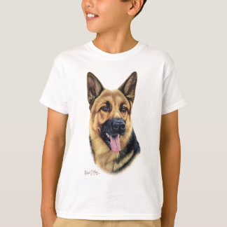 Camiseta German shepherd