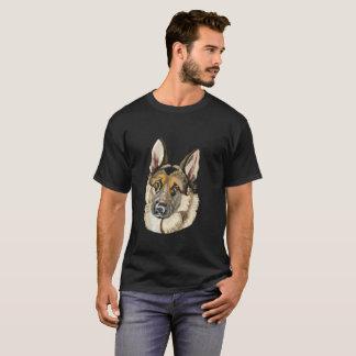 Camiseta German shepherd, Alsation
