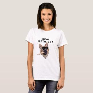 Camiseta German Shepherd - Funny Shirt