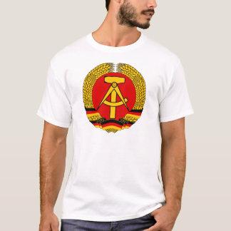 Camiseta German tique de cra de manifestação Republic (GDR)