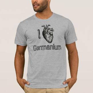 Camiseta Germânio