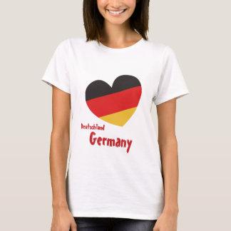 Camiseta Germany Alemanha shirt women