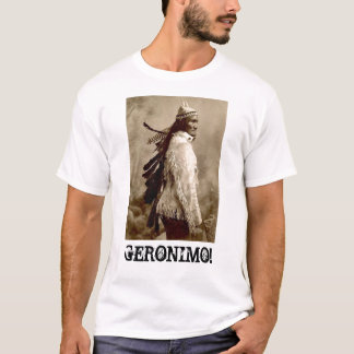 CAMISETA 'GERONIMO! '