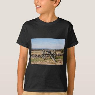 Camiseta Gettysburg: Uma ideia da carga de Pickett