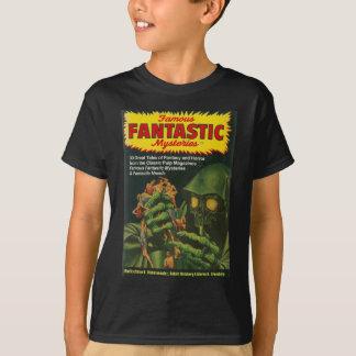 Camiseta Ghoul verde gigante