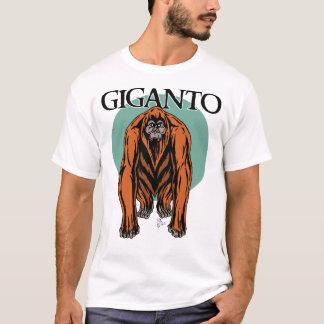 Camiseta Gigantopithecus