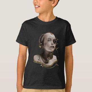 Camiseta giger do vapor