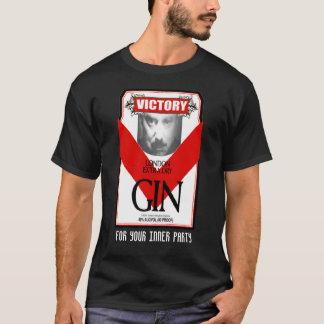 Camiseta gim da vitória