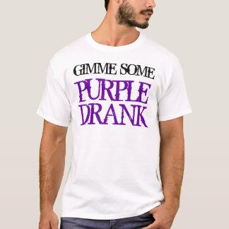Camiseta Gimme que algum roxo bebeu
