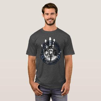 Camiseta Ginástica da comunidade de Cambridge - logotipo