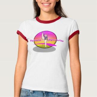Camiseta Ginástica rítmica
