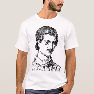 Camiseta Giordano Bruno