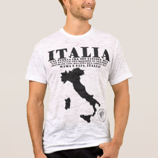 CAMISETA GIOVANNI PAOLO UNA ITALIANO STORIA