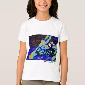 Camiseta Girafa de veludo
