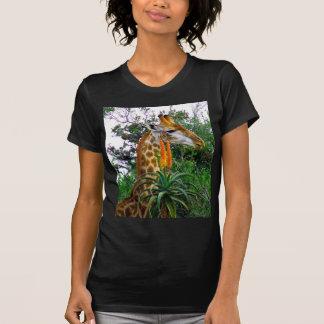 Camiseta Girafa do aloés