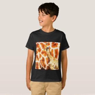 Camiseta Girafa do bebê