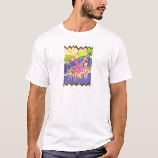 Camiseta Girafas