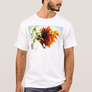Camiseta Girassóis por DocPreacher