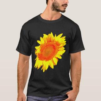 Camiseta Girassol bonito pelo material de Doug