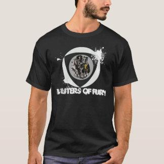 Camiseta Giratório irritado