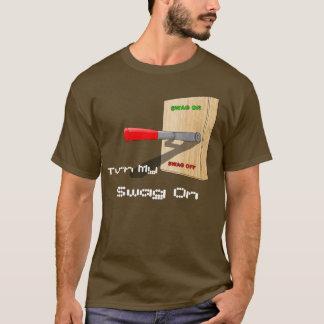 Camiseta Gire meus ganhos sobre