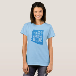 Camiseta Gire o progressista do t-shirt | das mulheres