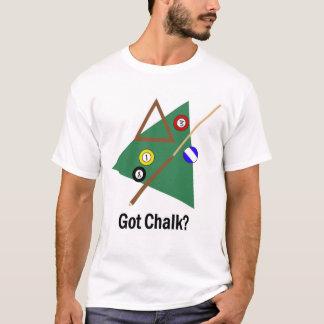 Camiseta Giz obtido? T-shirt