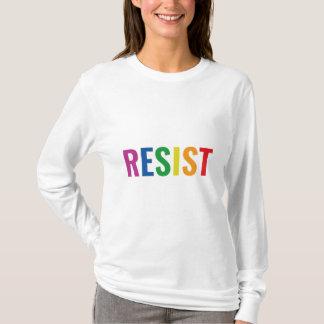 Camiseta Glbt resiste