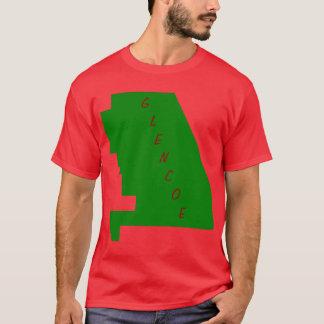 Camiseta Glencoe IL traça