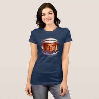 Camiseta Glenn into órbita! Ladies