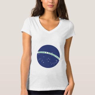 Camiseta Globo brasileiro